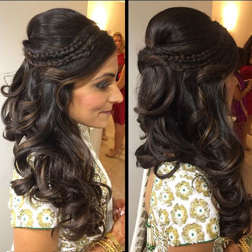 10 Hairstyles For Women To Sport This Baisakhi Season