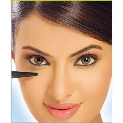 how to apply kajal 18