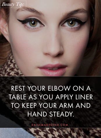 How to apply liquid eyeliner 13