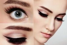 How to apply liquid eyeliner 17