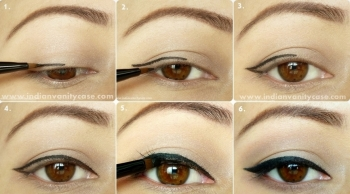 How to apply liquid eyeliner 20