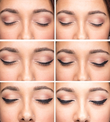 How to apply liquid eyeliner 21
