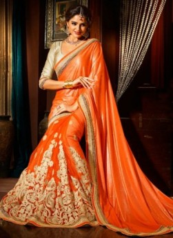 Indian wedding saree 05