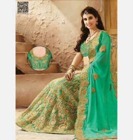 Indian wedding saree 10