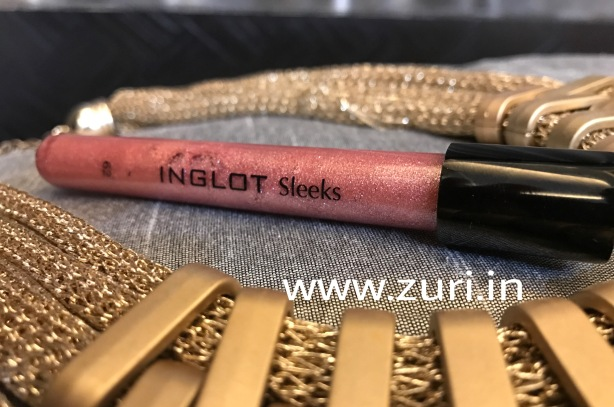 Inglot Sleeks Lip Gloss 02