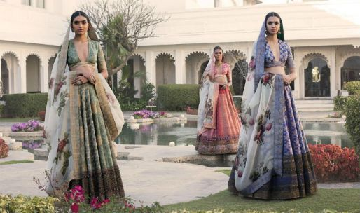 Sabyasachi latest bridal collection 01