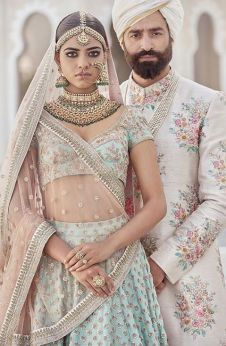 Sabyasachi latest bridal collection 06