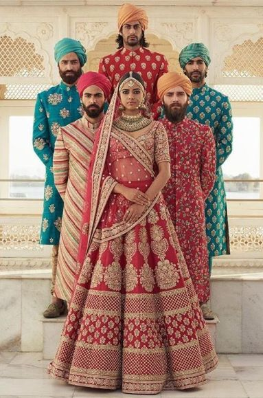 Sabyasachi latest bridal collection 13