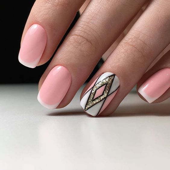 Simple nail art designs 56 | Indian Makeup and Beauty Blog | Beauty ...