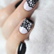 Simple nail art designs 70
