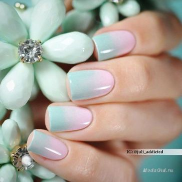 Simple nail art designs 77