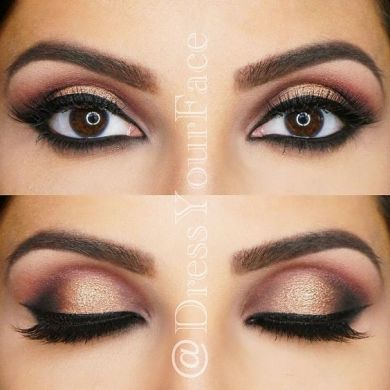 smokey eyes makeup 03