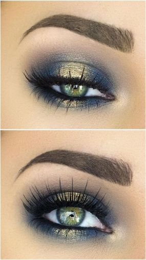 smokey eyes makeup 06