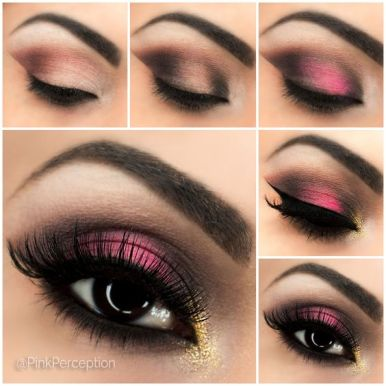 smokey eyes makeup 07